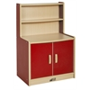 Colorful Essentials Play Cupboard - Red