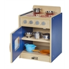 ECR4Kids Colorful Essentials Play Stove - Blue