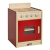 Colorful Essentials Play Stove - Red