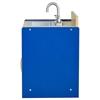ECR4Kids Colorful Essentials Play Sink - Blue