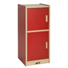 Colorful Essentials Play Refrigerator - Red