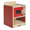 Colorful Essentials Play Microwave - Red