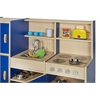 Colorful Essentials 4-in-1 Play Kitchen - BL