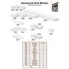 Basic Add-On Unit Block Set, 75-Pieces