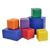ECR4Kids SoftZone® 7 Piece Big Blocks