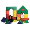 ECR4Kids SoftZone® 21 Piece Jumbo Soft Blocks