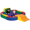 Softzone® Discovery Center w/ Tunnel & Slide
