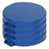ECR4Kids SoftZone® 4-Piece Round Carry Me Cushion - BL