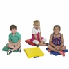 ECR4Kids SoftZone® 4-Piece Square Carry Me Cushion -AS