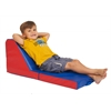ECR4Kids Softzone® Carry Me Chaise Lounge, 2-Piece