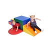 ECR4Kids SoftZone® Single Tunnel Maze