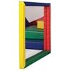 ECR4Kids SZ Soft Frame Mirror - Flat
