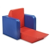 ECR4Kids SoftZone® Convertible Kids Club Chair