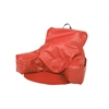 Relax-N-Read Bean Bag Chair - Red