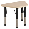 "ECR4Kids 18""x30"" Trap Maple/Maple/Black Chunky"