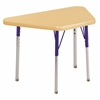 "ECR4Kids 18""x30"" Trap Maple/Maple/Blue Toddler SG"