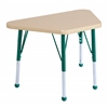 "ECR4Kids 18""x30"" Trap Maple/Maple/Green Standard BG"