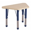 "ECR4Kids 18""x30"" Trap Maple/Maple/Navy Chunky"