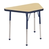 "18x30"" Trap Table Maple/Navy -Toddler Ball"