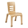 """12"""" Bentwood Chair - Natural, set of 2"""