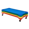 ECR4Kids Standard Stackable Kiddie Cot, 4-Piece - AS