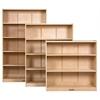 """ECR4Kids 36""""H Classic Birch Bookcase"""