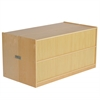 "Fold & Lock 15 Tray Cabinet and 24"" Storage"
