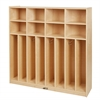 Birch 8-Section Streamline Coat Locker, 48""