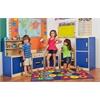 Colorful Essentials 5 Pc Kitchen Set - Blue