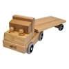 ECR4Kids Transportation Vehicle - Flat Bed Truck