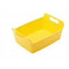 Small Bendi-Bin with Handles - Yellow, set of 12