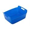 Medium Bendi-Bin with Handles - Blue, set of 12