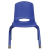 """10"""" Stack Chair - Matching Legs - BLG, set of 6"""