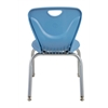 "14"" Contour Chair - Powder Blue, set of 4"