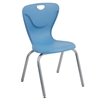 "18"" Contour Chair - Powder Blue, set of 4"