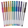 GelWriter® 12-Count Gel Pens - Glitter, set of 12