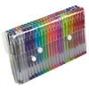 GelWriter® 100-Count Gel Pens in Folding Case, set of 12