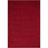 Joy Carpets Kid Essentials - Misc Sold Color Area Rugs Endurance, 12' x 18', Burgundy
