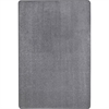 Kid Essentials - Misc Sold Color Area Rugs Endurance, 6' x 9', Silver