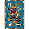 "Kid Essentials - Early Childhood Welcome in Many Languages, 33"" x 43"", Multicolored"