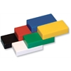 Magna Visual Ceramic Magnets,PK 6