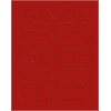 "3/4"" red magnetic arrows 20/pk"
