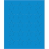 "3/4"" blue magnetic stars 20/pk"