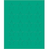 "3/4"" green magnetic stars 20/pk"