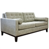 ARMEN LIVING Centennial Loveseat Ash Fabric