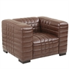 Maxton Chair In Brown Leather