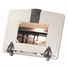 Aidata Book and Copy Desktop Stand (Platinum)