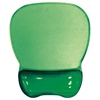 Crystal Gel Mouse Pad Wrist Rest (Green)