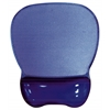 Crystal Gel Mouse Pad Wrist Rest (Purple)