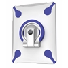 MultiStand (iPad 1) (White Shell/White-Blue Ring)
